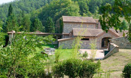 La Casella, a hidden gem deep in the green heart of Umbria
