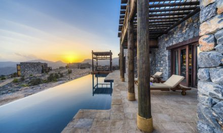 Reach Oman's highest peaks and hike ancient donkey trails with Alila Jabal Akhdar