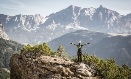 Explore your way at Alta Badia, THE holiday destination for UK 'fitsters'