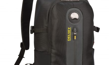 Delsey Beaubourg backpack