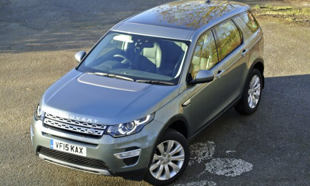 Land Rover's means of switching on Disco-tech