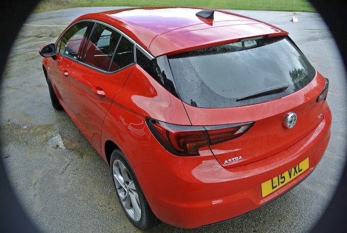 Vauxhall Astra 3