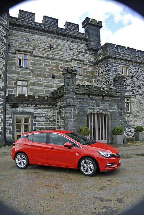 Vauxhall Astra 5