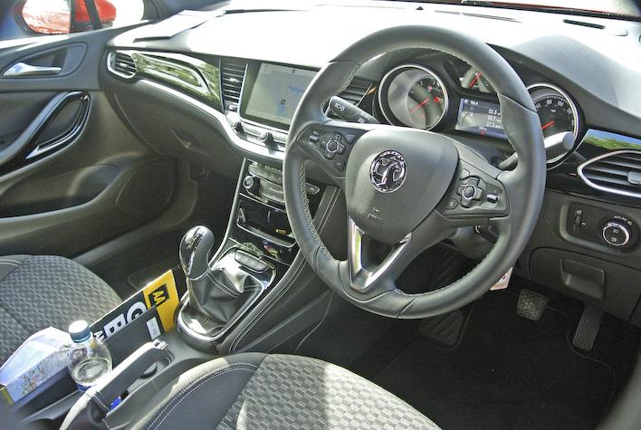 Vauxhall Astra 6