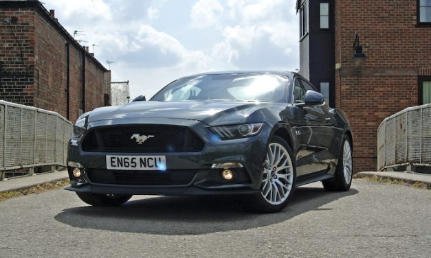 Latest Mustang introduces a taste of down-home Americana