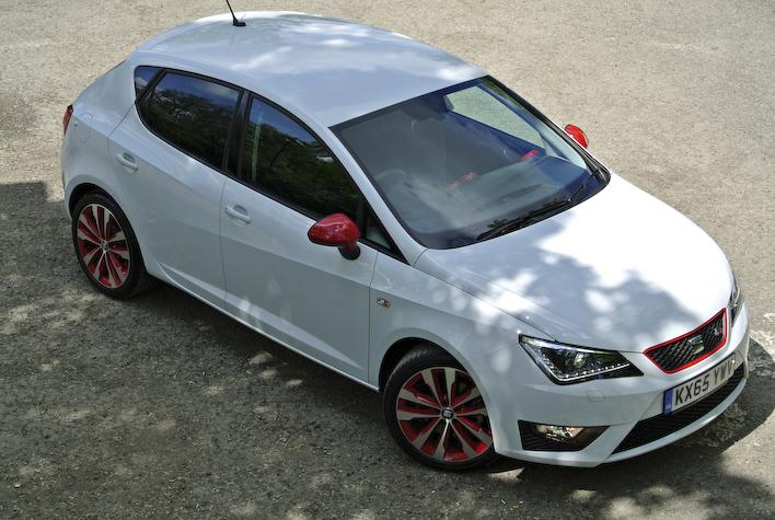 Red Seat Ibiza-2