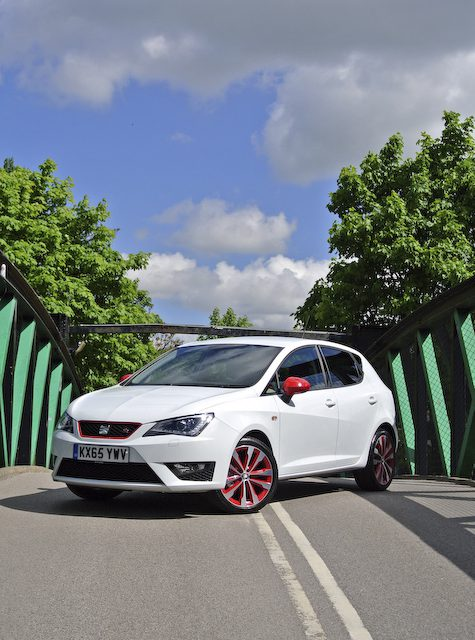 Enhanced value Seat Ibiza begs some questions on price policy