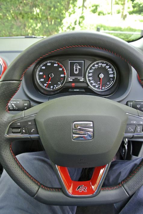 Red Seat Ibiza-6
