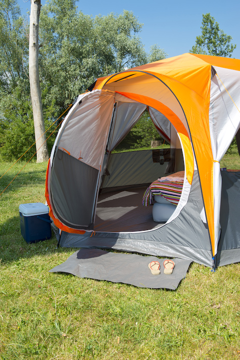 Coleman tent-3