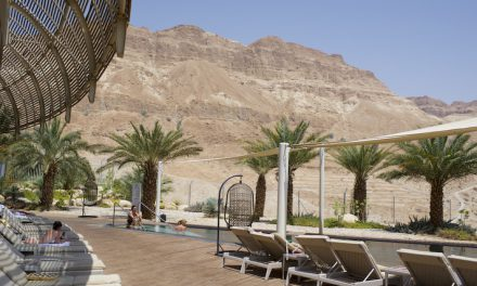 Journey to the Dead Sea, past history and stunning panoramas