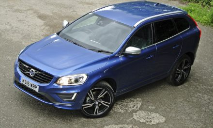 Volvo prioritises safety with its latest XC60 SUV