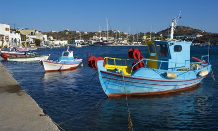 Lipsi, a small island with a big heart