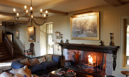 Embrace the Danish trend of Hygge at Dewsall Court
