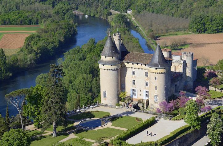 Unmissable packages at Château de Mercuès