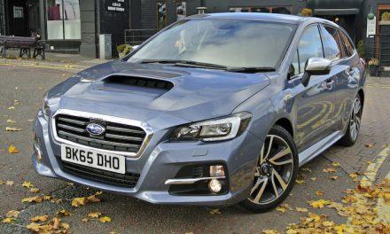 No grovel for Levorg as Subaru regains solid ground