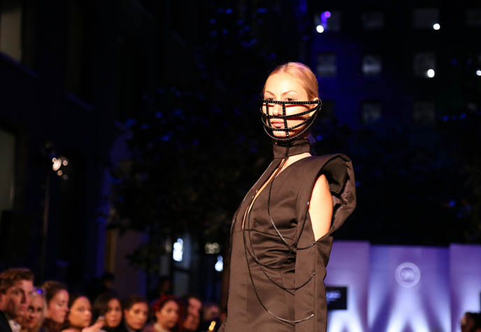Off-runway shows from Oxford Fashion Studio