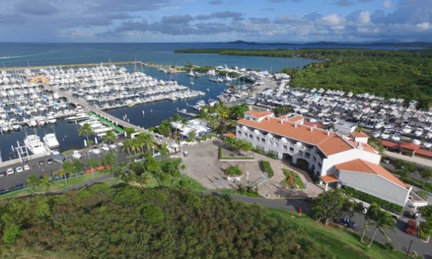 All aboard to Puerto Rico with The Moorings