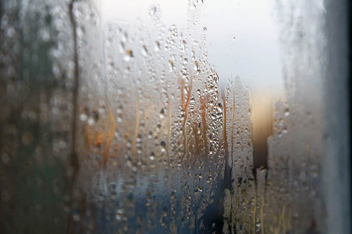 Raindrops keep falling on my head…