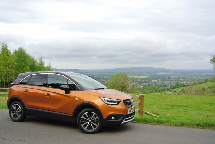 Crossland X promises SUV but delivers MPV qualities