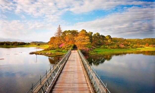 Summer indulgence at The Isle of Eriska