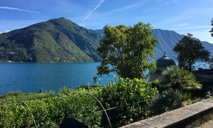 Enchanting Como and magical Maggiore